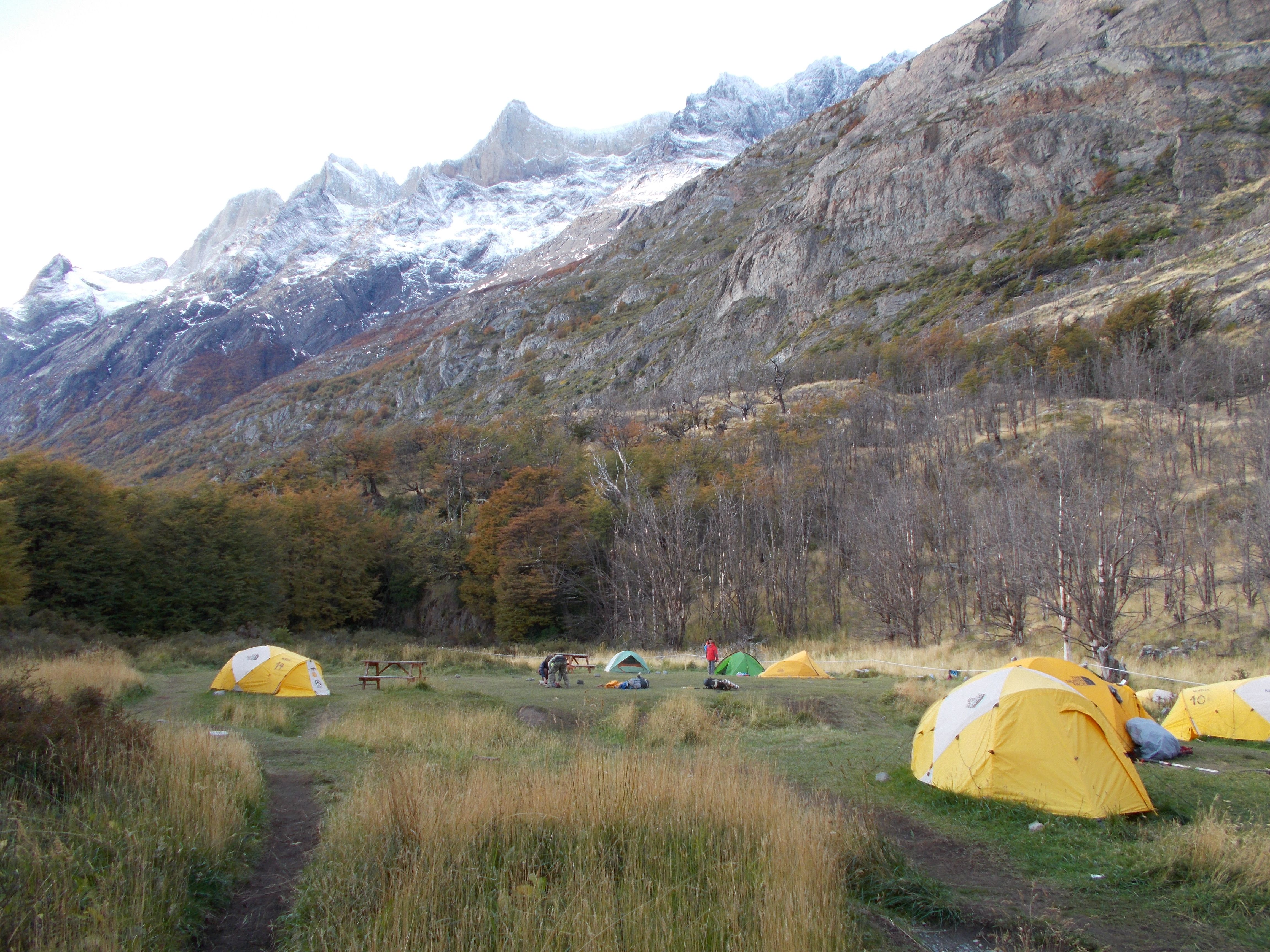 With my preparation complete it was time to head to the national park. Torres del Paine is about 2 hours drive from Puerto Natales. It normally costs 18000 ... & Torres Del Paine: The Big W | Just Passing Through