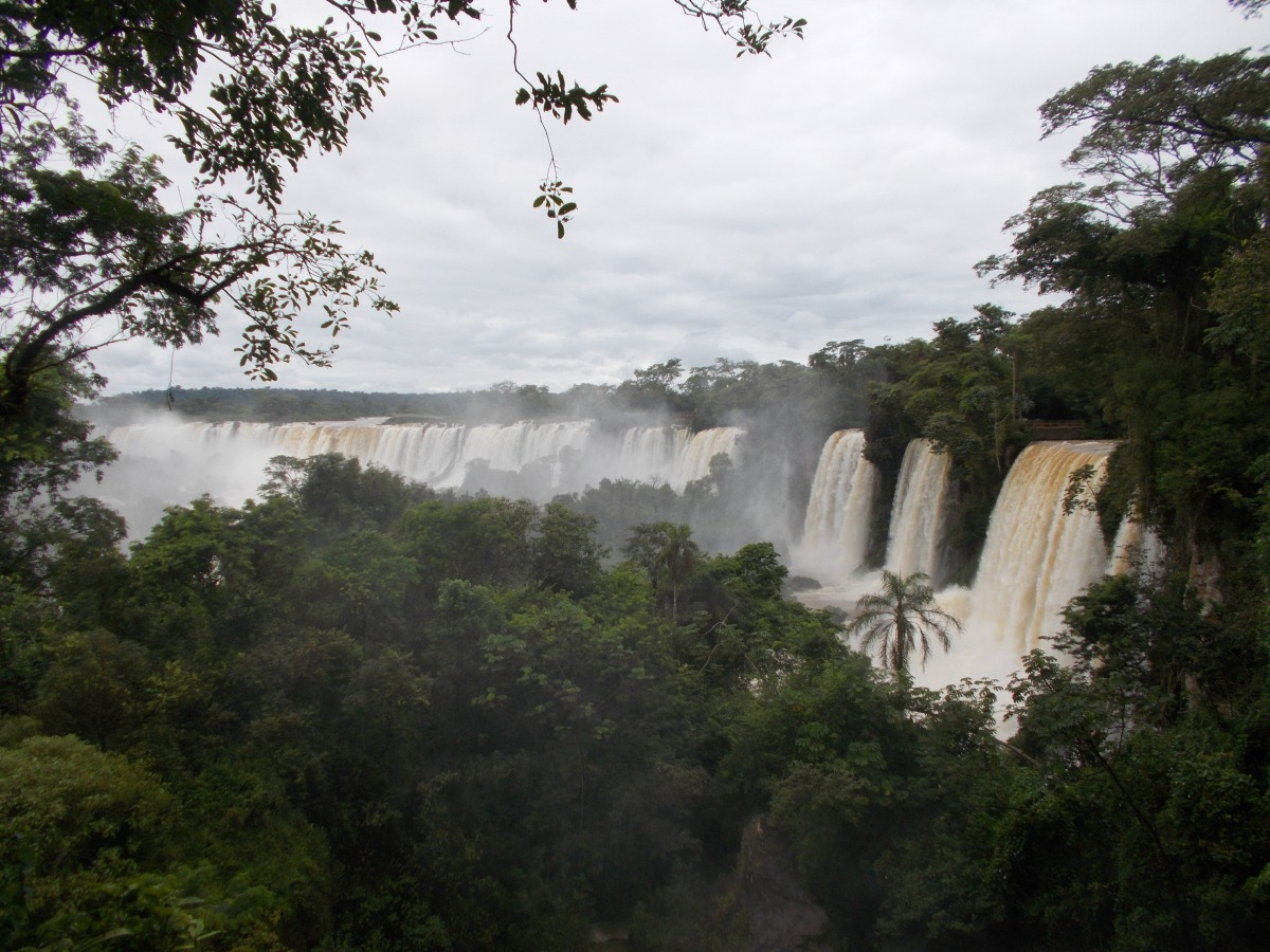 How to see IguazuFalls