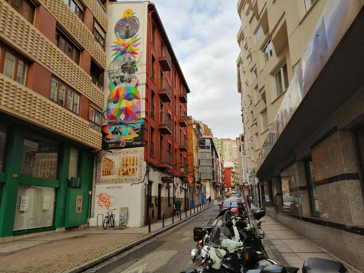 A guide to Street Art inSantander